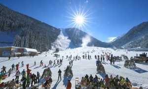 Лучшие горнолыжные курорты с красивой местностью