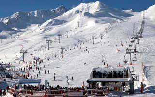 Особенности лучших лыжных курортов в Андорре