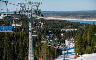 Обзор горнолыжного курорта Нечкино