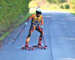 Лыжная тренировочная система Race-n-Roll
