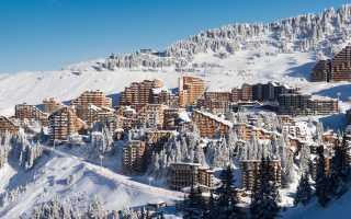 Рейтинг лучших французских горнолыжных курортов