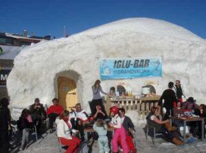 Iglu-bar