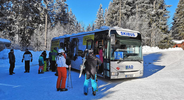 Автобус Skibus